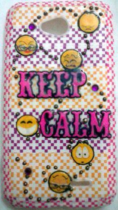 KEEP CALM - LG L65