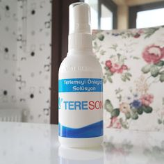 BeautyByGizzy: TERESON İLE TERE SON!!! / NO SWEAT WITH TERESON!!!...