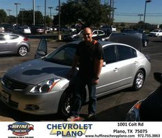 https://flic.kr/p/zRgoPP | #HappyBirthday to Scott from Larry Smith at Huffines Chevrolet Plano | deliverymaxx.com/DealerReviews.aspx?DealerCode=NMCL