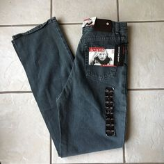 Americano NWT Denim Wear Classic High Waisted Women's Denim Jeans Size 31/31  #Americano #BootCutClassic