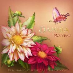 Dahlia Nouveau I
