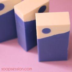 Tutorial Soap ° ° ° ° Purple Envy