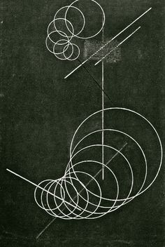 flasd: Linearism by Александр Родченко (Alexander Rodchenko), 1920 / Sacred Geometry <3