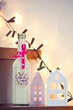 Má to šťávu!: Vaječný likér s vanilkou