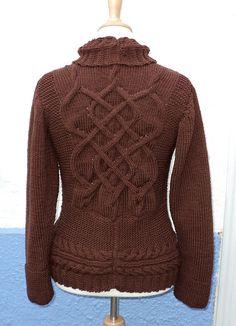 Ravelry: Caro-Fil's Chocolat passion #knit #free_pattern