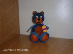 Квиллинг - Зверье мо Quilling, 3 D, Teddy Bear, Toys, Create, Paper Envelopes, Bedspreads, Activity Toys, Clearance Toys