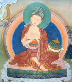Vidyadhara Nagarjuna-garbha came from Bengal and was proficient in the secret practice of the wrathful Bodhisattva Avalokitesvara, called Hayagriva.
