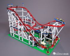 Related Lego Kits, Lego Creator, The Brethren, Roller Coaster, Coasters, Fun, Drink Coasters, Roller Coasters, Coaster Set