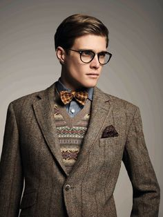 Shop menswear from Hackett London online. Shop men's shirts, suits, blazers and casualwear, all orders include free standard delivery. Mode Masculine, Sharp Dressed Man, Well Dressed, Preppy Style, My Style, Style Blog, Hair Style, Mode Costume, Vetement Fashion