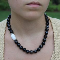 Agate Necklace 18
