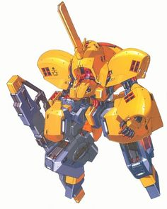 NRX-044 Asshimar is a transformable mobile suit from the series Mobile Suit Zeta Gundam. It also appears in the anime Mobile Suit Gundam ZZ and the manga MSV-R:The Return of Johnny Ridden. It was most notably piloted by Buran Blutarch.