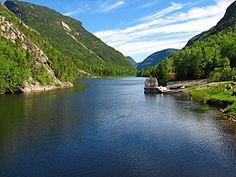 La rivière Malbaie