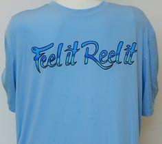 Short Sleeve UPF 50 Dri Fit Performance Shirt Fishin' Sanibel, FL Redfish