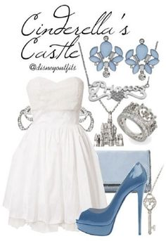 Love it all but I would chose a different dress for the ball