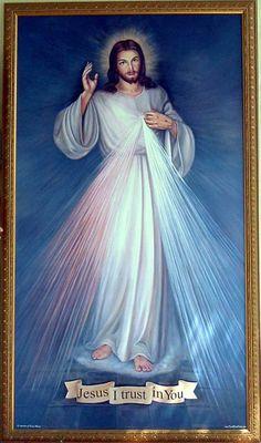 Divine Mercy Image <3.