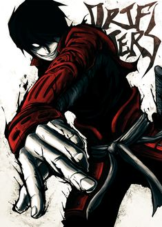 Toyohisa || Drifters || My first impression on the show ~~ http://www.theyorouzoya.com/2016/11/Drifters-First.html