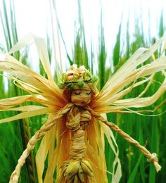 Corn dolly
