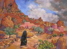 Pastels 3 - patrick-martin Patrick Martin, Marrakech, Pastels, Drawings, Artist, Painting, Inspiration, Watercolor Painting, Water Colors