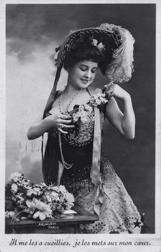 Edwardian Fashion...