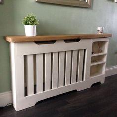 Radiator Cover/display/bookcase Bespoke!!! in Home, Furniture & DIY, Heating, Cooling & Air, Radiator Covers | eBay!