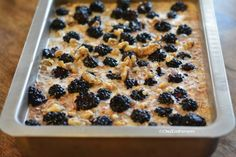 Baked Island Oatmeal