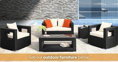 El Dorado Furniture : Outdoor Furniture
