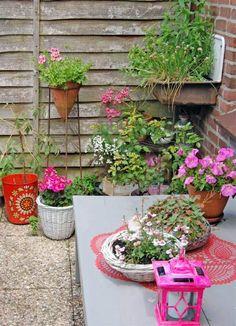 55 Balcony Greenery Ideas - Choose flowers for balcony and arrange