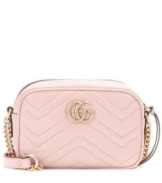11fbc62bbf0cc  980 Gucci - GG Marmont Mini matelassé leather crossbody bag - With its  softly structured silhouette