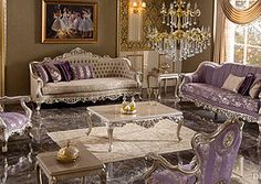 Hanzada classic sofa set excellent hand work with great workmanship, fabric and color choices are made in the colors you like. Home Decor Furniture, Home Decor Bedroom, Luxury Furniture, Living Room Decor, Furniture Design, Luxury Homes Interior, Luxury Home Decor, Home Interior Design, Room Interior