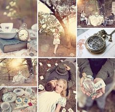 alice in wonderland wedding | ... Wednesday || Alice in Wonderland » alice-in-wonderland-wedding