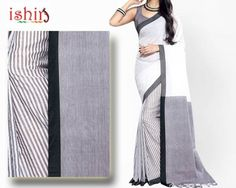 Ishin is a renowned brand in terms of excellent craftsmanship and quality. By offering a plethora of designable sarees, Ishin has become a household name for fashion conscious women. Now you have the opportunity to avail elegant sarees at a great price. Don't miss this opportunity, grab it and get an enticing ethnic look.