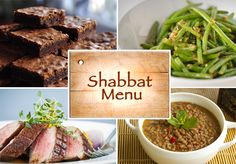 Shabbat Menu: Duck Breast and Brownies