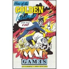Hero Of The Golden Talisman for Commodore 64 from M.A.D./Mastertronic