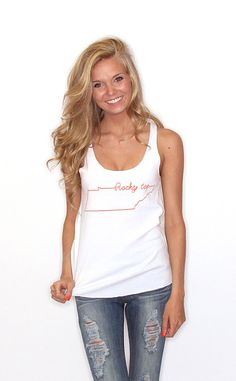 precious Rocky Top tank from Riffraff OMG- WANT!!!