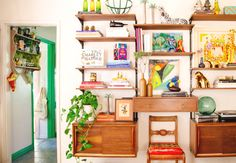 Welcome to the Jungalow: Inside the L.A. Home of Designer Justina Blakeney