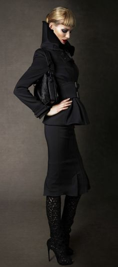 Smartologie: TOM FORD Autumn/Winter 2011 Womenswear Collection