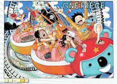Manga One Piece - Chapter 824 - Page 0