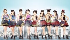 Cheeky Parade sets sights on representing the Japanese Idol World with New York Tour