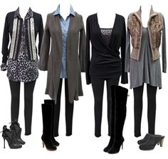 How to wear Leggings for the MATURE woman! Description from pinterest.com. I searched for this on bing.com/images