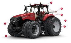 AFS Connect Magnum Series Tractors | Case IH Case Ih Tractors, Big Tractors, International Tractors, International Harvester, Tractor Accessories, Heavy Equipment, Farm Life, Agriculture, Country Music