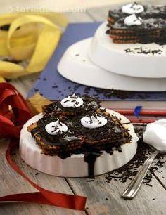 Chocolaty Biscuit Cake - Yahoo Lifestyle India