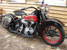 http://vintage Harley Davidson photo | and photos 1937 harley davidson knucklehead el vintage 1937 motorcycle #harleydavidsonchoppersvintage #harleydavidsonbreakout #harleydavidsontrikeclassiccars