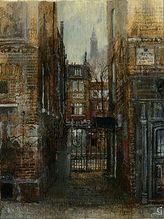 """""""London"""" by Yaroslav Gerzhedovich, via Flickr"""