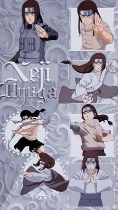 Neji Hyuga - Wallpng