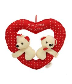 Deal Bindass Valentine Cute In Heart Teddy Bear Teddy Bear Online, Christmas Ornaments, Toys, Holiday Decor, Heart, Cute, Activity Toys, Christmas Jewelry, Kawaii