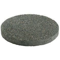 Mutual Materials 16 in. x 16 in. Round Exposed Aggregate Concrete Stone