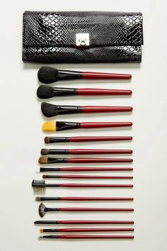 For the beauty lover: Crown Brush 15- Piece Set
