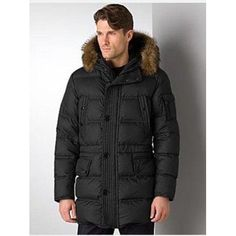 $338.07 moncler men down jacket,Moncler Men Coats Affton Mid Down Black monclercheap4sale...