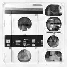 Life inside the dryers!!!  #laundry #dryers #scavenger #hunt #silly #laundromat #claustrophic #hot #wisconsin Click the link to find informations related to energy efficient dryers  http://www.energyefficientrebate.com