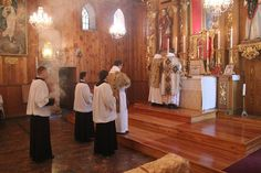 Solemn Mass in the Dominican Rite in the Church of Our Lady of Czestochowa in Lichen
